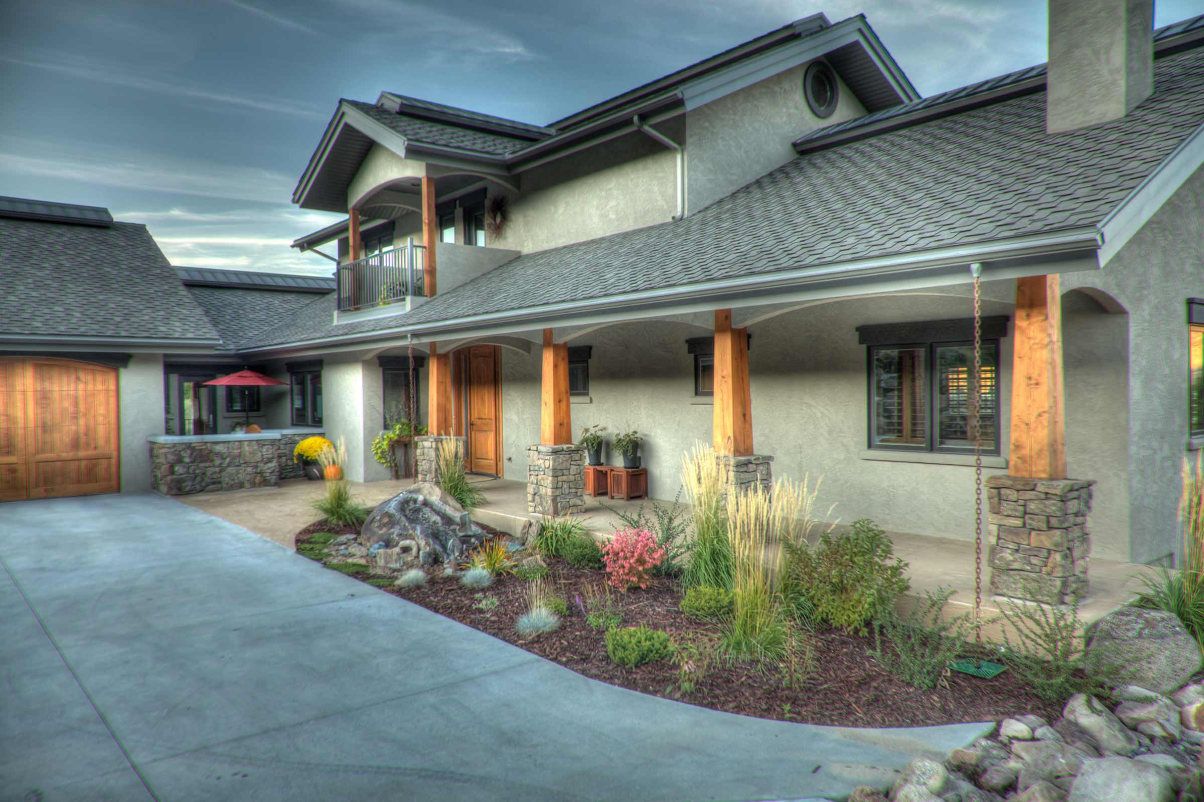 Outback Landscape professional landscaping in Idaho