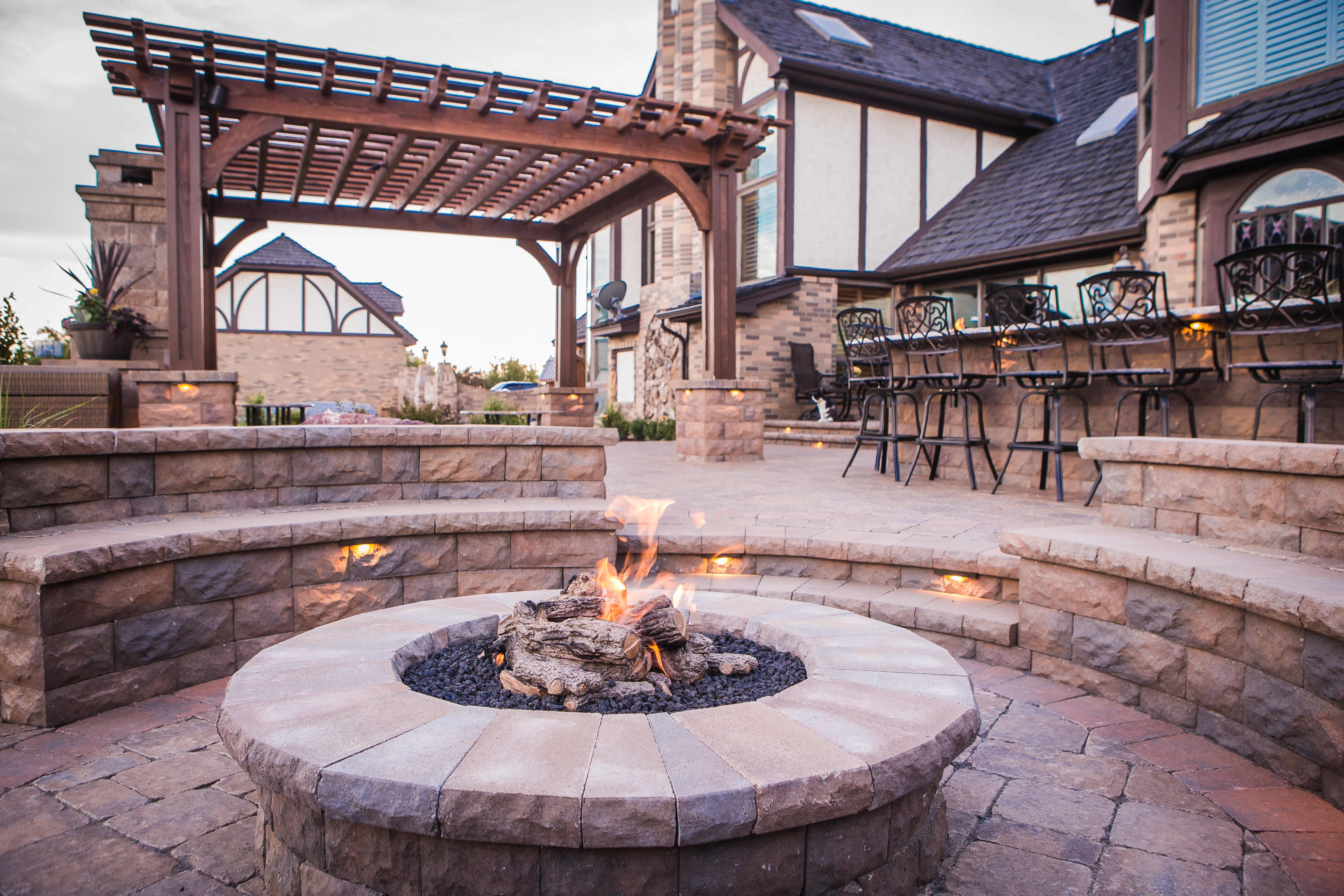 A Backyard Fire Pit Can Transform Your Outdoor Space Into An Entertainment  Area You Can Enjoy