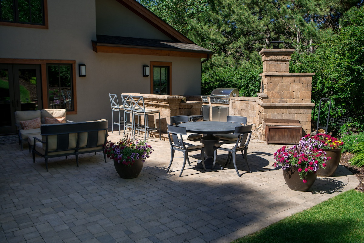 how to repair a brick patio