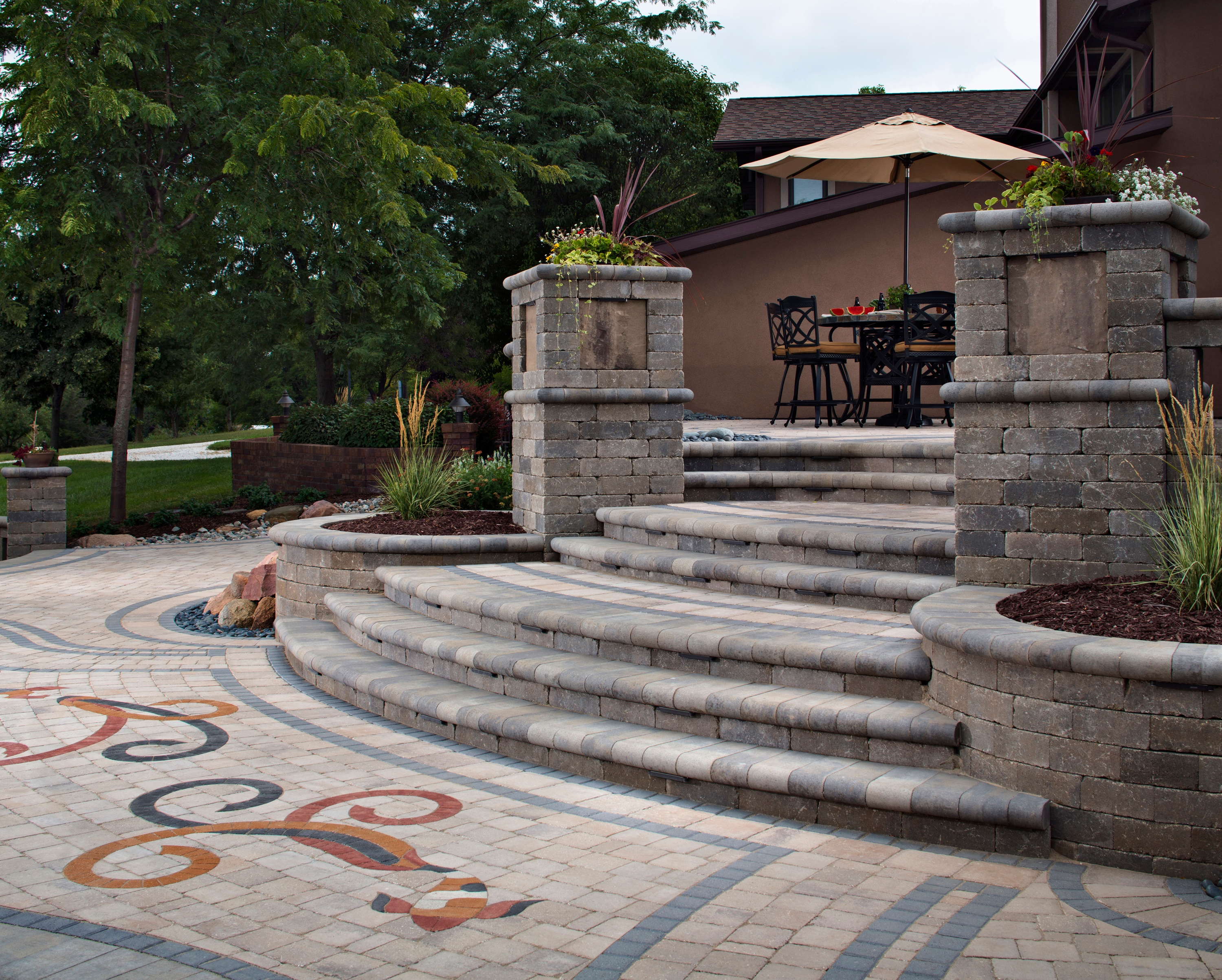 patio pavers patterns. Patio Pavers Patterns