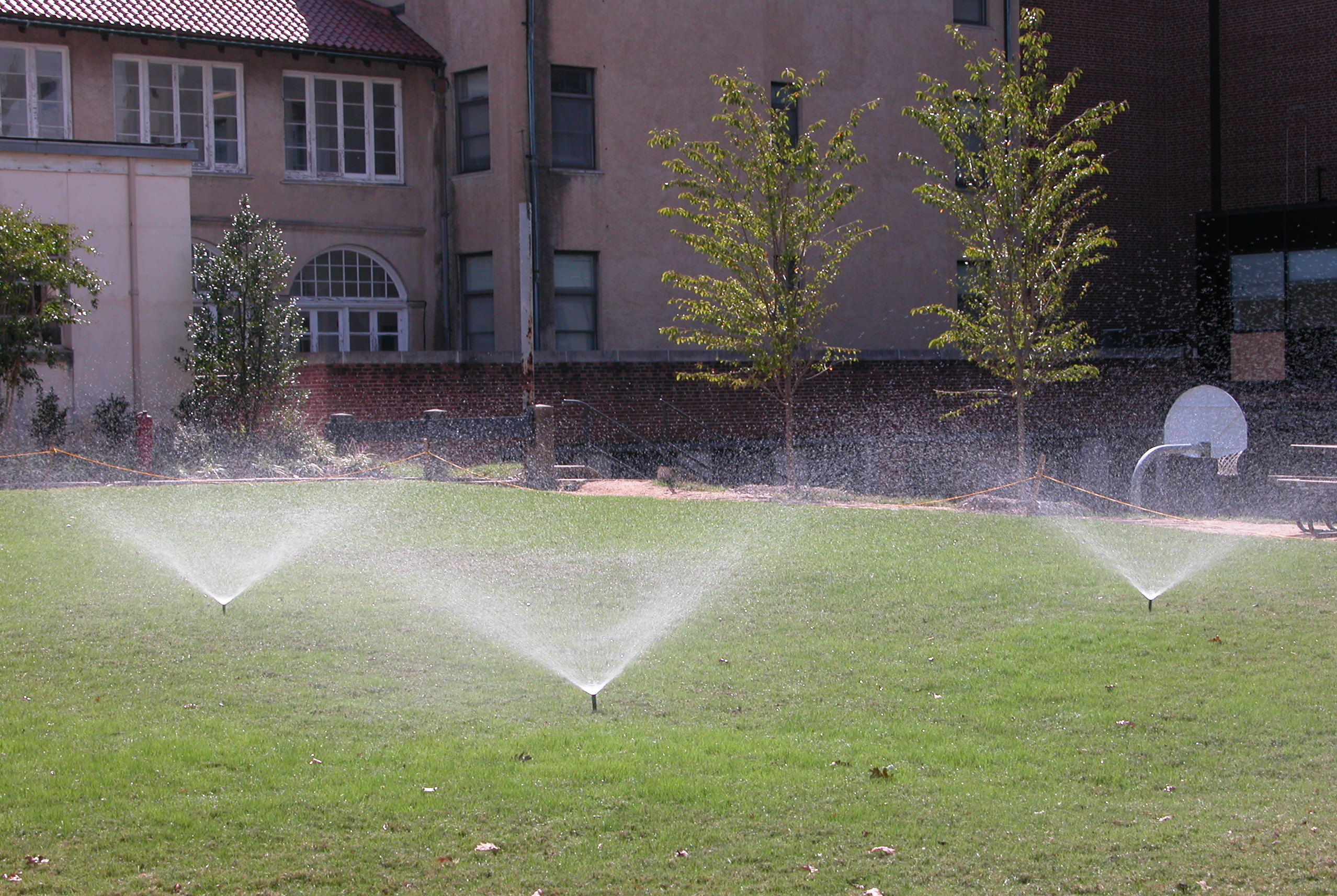 commercial irrigation services