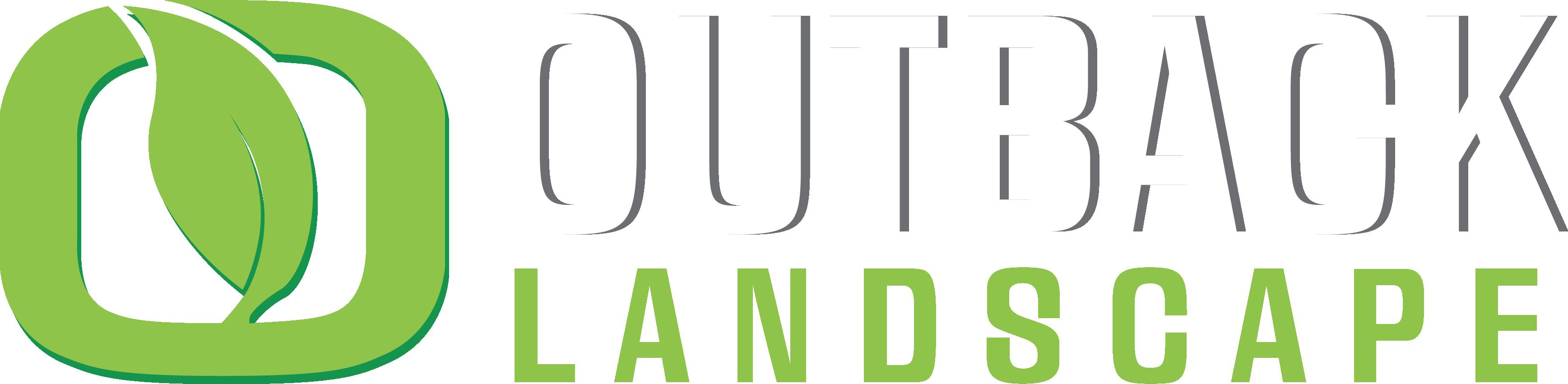 Outback Landscape logo